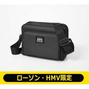 Lee SHOULDER BAG SET BOOK BLACK / NAVY 【ローソン・HMV限定】 / ブランドムック   〔ムック〕 hmv
