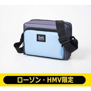 Lee SHOULDER BAG SET BOOK BLUE / NAVY 【ローソン・HMV限定】 / ブランドムック   〔ムック〕 hmv