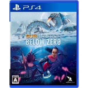 Game Soft (PlayStation 4) / 【PS4】Subnautica:  Below Zero  〔GAME〕|hmv