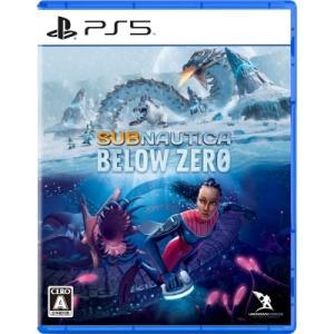 Game Soft (PlayStation 5) / 【PS5】Subnautica:  Below Zero  〔GAME〕|hmv