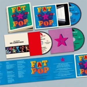 Paul Weller ポールウェラー / Fat Pop:  Deluxe BoX Set (3CD) 輸入盤 〔CD〕|hmv