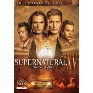 SUPERNATURAL XV <ファイナル・シーズン>DVD コンプリート・ボックス(5枚組)  〔DVD〕|hmv