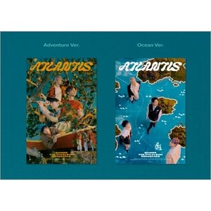 SHINee / Vol.7 Repackage:  Atlantis (ランダムカバー・バージョン)  〔CD〕|hmv