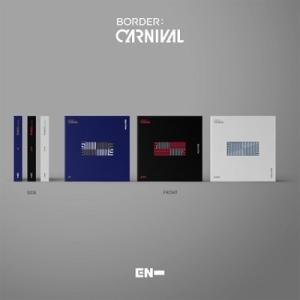 ENHYPEN / 2nd Mini Album:  BORDER :  CARNIVAL (ランダムカバー・バージョン)  〔CD〕|hmv