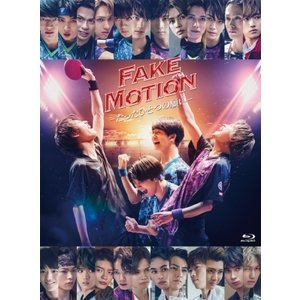 FAKE MOTION -たったひとつの願い-【Blu-ray BOX】  〔BLU-RAY DISC〕|hmv