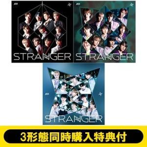 JO1 / 《3形態同時購入特典付き》 STRANGER  〔CD Maxi〕 hmv