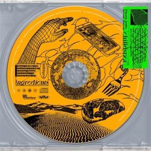 chilldspot / ingredients  〔CD〕