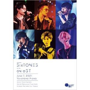 SixTONES / on eST  〔DVD〕 hmv