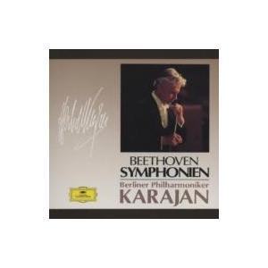 Beethoven ベートーヴェン / 交響曲全集、序曲集 カラヤン&ベルリン・フィル(1970年代)(6CD) 国|hmv