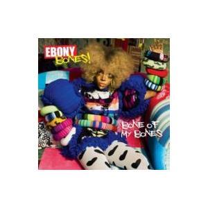 初回限定盤 Ebony Bones! / Bone Of My Bones  国内盤 〔CD〕