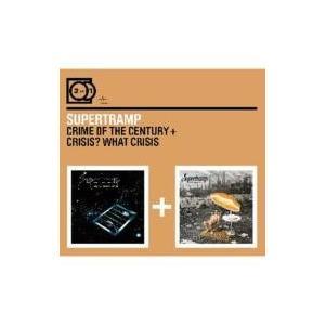 Supertramp スーパートランプ / Crime Of The Century  /  Crisis? What Crisis  輸入盤 〔CD〕|hmv