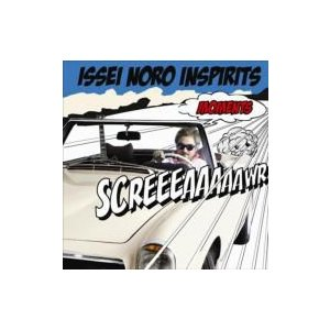 Issei Noro Inspirits (野呂一生) イッセイノロ / MOMENTS 国内盤 〔CD〕