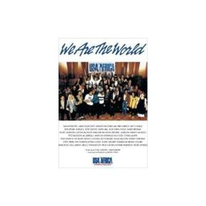 USA For Africa / We Are The World   〔DVD〕|hmv