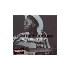 Lightnin Hopkins ライトニンホプキンス / Dirty House Blues 輸入盤 〔CD〕|hmv