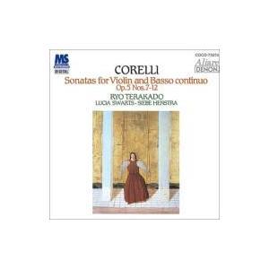 Corelli コレッリ / ヴァイオリン・ソ...の関連商品4
