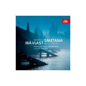 Smetana スメタナ / 『わが祖国』全曲 ヤクブ・フルシャ & プラハ・フィルハーモニア 輸入盤 〔CD〕|hmv