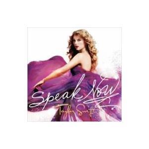 Taylor Swift テイラースウィフト / Speak Now 国内盤 〔CD〕