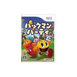 Wiiソフト / パックマンパーティ  〔GAME〕|hmv