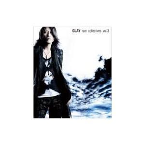 初回限定盤 GLAY グレイ / rare collectives vol.3 (+DVD)【初回限定生産スペシャルエディション盤】  〔CD〕