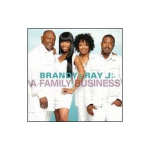 Brandy / Ray J / Brandy  &  Ray J:  A Family Business 輸入盤 〔CD〕|hmv