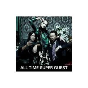 初回限定盤 Hotei With Fellows (布袋寅泰) / ALL TIME SUPER GUEST (+DVD)【初回限定盤】  〔CD〕