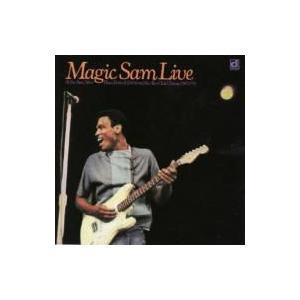 Magic Sam マジックサム / Live 国内盤 〔CD〕|hmv
