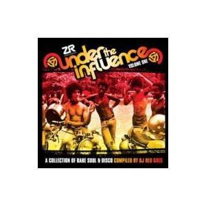 オムニバス(コンピレーション) / Under The Influence Vol 1 Compiled By Dj Red Greg 輸入盤 〔CD〕|hmv