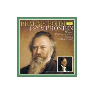 Brahms ブラームス / 交響曲全集 ベーム&ウィーン・フィル(3SHM−CD限定盤) 国内盤 〔SHM-CD〕 hmv