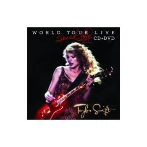 Taylor Swift テイラースウィフト / Speak Now World Tour Live  国内盤 〔CD〕|hmv