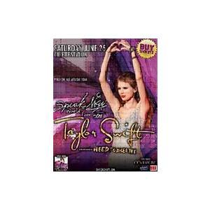 Taylor Swift テイラースウィフト / Speak Now World Tour Live  〔DVD〕|hmv