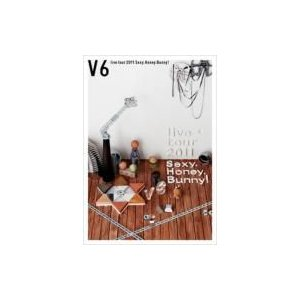 V6 / V6 live tour 2011 Sexy.Honey.Bunny! 【通常盤】  〔DVD〕