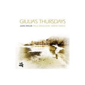 John Taylor ジョンテイラー / Giulia's Thursday 輸入盤 〔CD〕