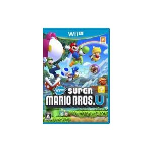 Game Soft (Wii U) / New スーパーマリオブラザーズ U  〔GAME〕|hmv