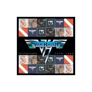 Van Halen バンヘイレン / Studio Albums 1978-1984 (6CD) 輸入盤 〔CD〕|hmv