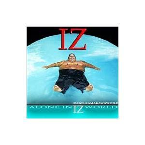 Israel Kamakawiwo'ole イズラエルカマカビボオレ / モナ リザ Alone In Iz World 国内盤 〔CD〕