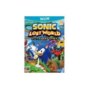 Game Soft (Wii U) / ソニック ロストワールド  〔GAME〕|hmv
