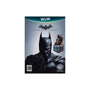 Game Soft (Wii U) / バットマン:  アーカム・ビギンズ  〔GAME〕|hmv
