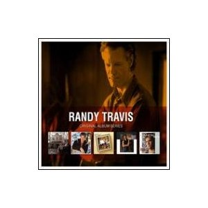 Randy Travis ランディトラビス / 5cd Original Album Series 輸入盤 〔CD〕
