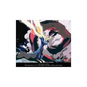 ゲーム ミュージック  / ニンテンドー3DS ポケモン X・Y スーパーミュージックコレクション 国内盤 〔CD〕|hmv