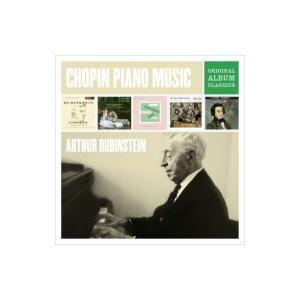 Chopin ショパン / ルービンシュタイン/ショパン録音集〜ピアノ協奏曲第1番(1953)、24...