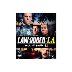 LAW & ORDER / ロー・アンド・オーダー: LA バリューパック  〔DVD〕|hmv