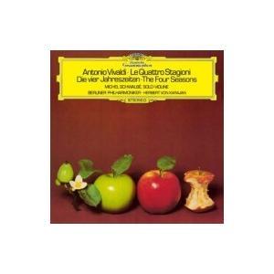 Vivaldi ヴィヴァルディ / 協奏曲集『四季』 シュヴァルベ、カラヤン&ベルリン・フィル 国内盤 〔SHM-CD〕 hmv