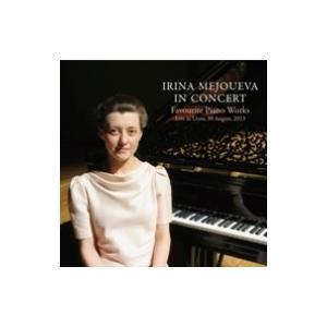 ピアノ・コンサート / 『舞踏への勧誘、ラ・カンパネッラ〜ピアノ名曲集』 メジューエワ(2CD) 国内盤 hmv