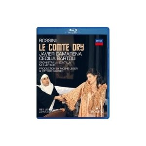 Rossini ロッシーニ / 『オリー伯爵』全曲 レイザ&コリエ演出、ムハイ・タン&チューリッヒ歌劇場、バルト|hmv