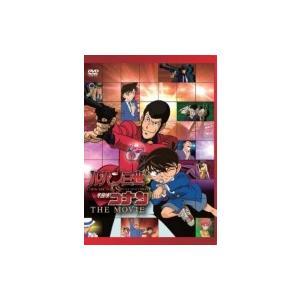 ルパン三世vs名探偵コナン The Movie[通常版][DVD]  〔DVD〕