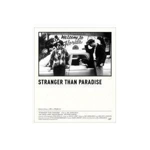 ストレンジャー・ザン・パラダイス  〔BLU-RAY DISC〕