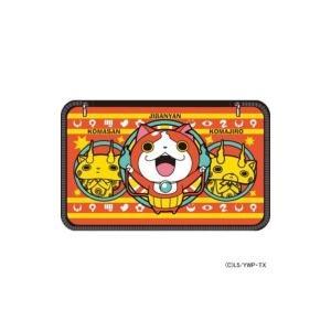 Game Accessory (Nintendo 3DS LL) / 妖怪ウォッチ ポーチ ジバニャンver. for ニンテンドー3DS LL  〔GAME〕|hmv