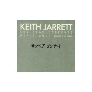 Keith Jarrett キースジャレット / Sun Bear Concerts (6CD) 輸入盤 〔CD〕