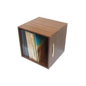 LPレコード用ラック 1マスタイプ(Wood)  〔Goods〕|hmv