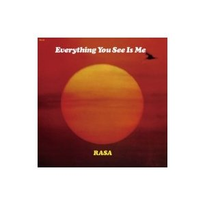 Rasa (Soul) / Everything You See Is Me 国内盤 〔CD〕